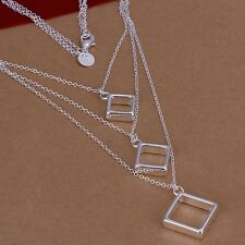 925 Sterling Silver Necklace Pendant B5
