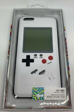 White Playable Tetris Gameboy Phone Case Cover For iPhone 6S PLUS 6 PLUS