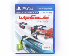 WipEout Omega Collection (Sony PlayStation 4, 2017)