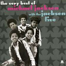 The Very Best Of Jackson With The Jackson Five CD MOTOWN