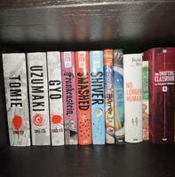 JUNJI ITO LOT | Drifting Classroom | English Manga Bundle 11 Books | New