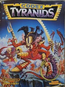 Tyranids Codex 1995 - Used Condition