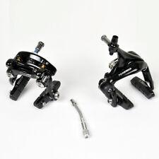 Tektro Brake Set For TT Bike Road Bicycle Frameset Front R525F Rear R725R Black