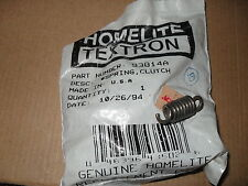 Nos homelite clutch spring 1pc 93814A ,UP07438 super xl 925,410 Vintage Chainsaw