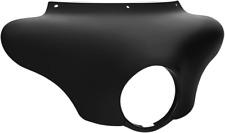 Memphis Shades Batwing Fairing & Black Mount Kit for 18-19 Harley Softail FLSB