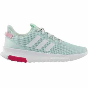 adidas Cloudfoam Racer Trail   -  Kids Boys  Sneakers Shoes Casual   - Green -