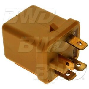Buzzer Relay BWD Automotive R800