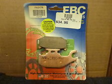 EBC R Series Sintered Front Brake Pads '08-10 Can-Am Outlander 400 HO EFI