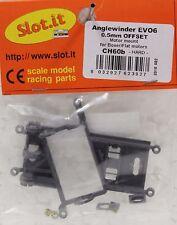 SLOT IT SICH60B ANGLEWINDER .5MM EVO 6 OFFSET MOTOR POD New 1/32 SLOT CAR PARTS