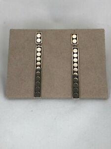 John Hardy Dot Collection Drop Earrings