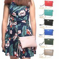 Aitbags PU Leather Crossbody Bag Women Wallet Handbag Clutch Purse Card Holder