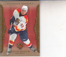 DAVID BOOTH 2006-07 ULTIMATE COLLECTION HOCKEY 343/699