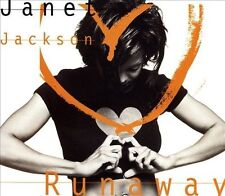 Runaway [Single] by Janet Jackson (CD, 1995, A&M (USA))