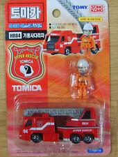 Takara Tomy Tomica Mini Hyper Series Rescue HR-04(LADDER TRUCK)