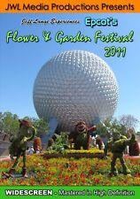Walt Disney World Epcot Flower & Garden Fest DVD 2011