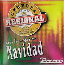 Rococo Cerveza Regional Con Lo Mejor En Navidad Salsa K-PELLA CD 1995