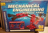 Robotic Arms Mechanical Engineering Science Experiment Kit Thames Kosmos 625415