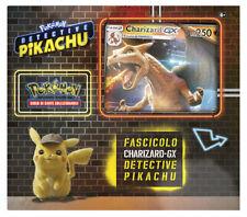 Pokemon Detective Pikachu Fascicolo Charizard GX Pokémon
