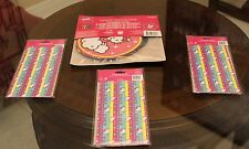 Hello Kitty Birthday Party Swirl Decorations and Garland Bracelet Favors  - New