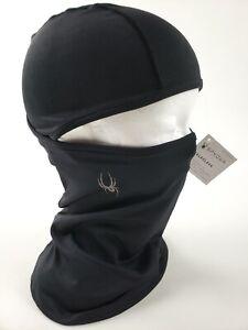 SPYDER Pivot Balaclava black Face Mask