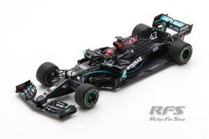 Mercedes AMG F1 W11 George Russell Formel 1 Sachir Bahrain 2020 1:18 Spark NEU