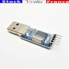 USB vers RS232 TTL PL2303HX convertisseur Module pour Arduino 1117Z