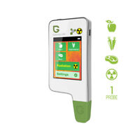 GREENTEST High Accuracy fruit vegetable Meat Nitrate Tester Radiation detector