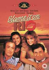 BLAME IT ON RIO - DVD - REGION 2 UK