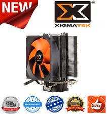 Xigmatek TYR SD963B CPU Heatsink Fan Intel LGA775/1150/1155/1156 AMD AM2/AM3/FM1