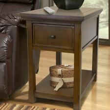 American Furniture Classics Model 432 End Table with Hidden Gun Concealment Comp