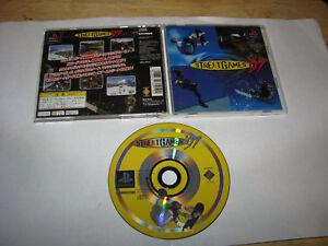 Street Games '97 Playstation PS1 Japan import