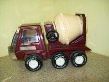 Buddy L Diecast Cement Mixer Toy Truck
