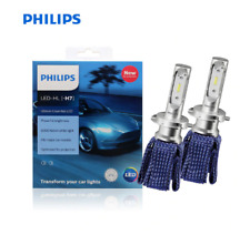 Philips Ultinon LED Kit 6000K White H7 Two Bulbs Fog Light High Beam Upgrade OE