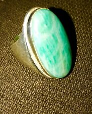 information natural gemselect gemstone rings ring amazonite info by jewelry