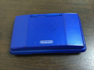 Nintendo DS (original) Pokepark Blue Pokémon The Park 2005 Pikachu