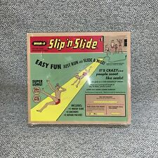 Whamo Slip N Slide, New Open Box