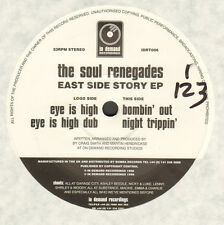 THE SOUL RENEGADES - East Side Story EP - in demand