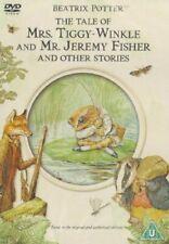Beatrix Potter: Tales of Mrs Tiggy Winkle DVD (2006) NEW