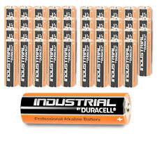 40 x DURACELL AA Mignon Alkaline LR06 Batterie MN1500 1,5V Industrial 40 Stück