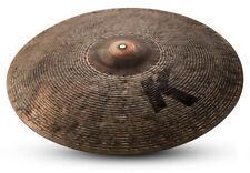 ZILDJIAN 23 in (environ 58.42 cm) K CUSTOM special dry ride cymbale (Nouveau)