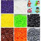 Hot sale 1000pcs HAMA/PERLER Beads for GREAT Kids Fun DIY Craft 17 Colors 2.6mm