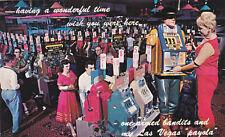 Slot Machines at the MINT Casino , Las Vegas , Nevada , 50-60