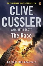 The Race: Isaac Bell #4 by Clive Cussler New Paperback Book