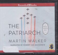 THE PATRIARCH by MARTIN WALKER~UNABRIDGED CD AUDIOBOOK