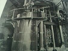 ephemera 1899 picture london sewage the crossness pumping station