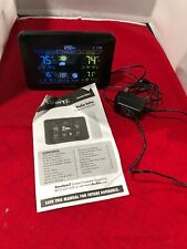 Acu Rite Weather Station With Color Display Outdoor Sensor Not Including