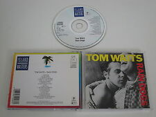 TOM WAITS/RAIN CHIENS(ÎLE 610486/CID 131) CD ALBUM