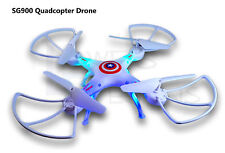 SG900 Quadcopter DC Motor Captain America 3D roll Drone 2.4GHZ 6 Axis SGM