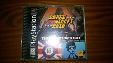 Complete Classic Grand Theft Auto: Director's Cut (Sony PlayStation 1 PS1, 1999)