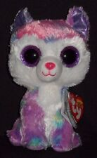 """TY BEANIE BOOS - IZABELLA the 6"""" DOG - CLAIRE'S EXCLUSIVE - MINT with MINT TAG"""